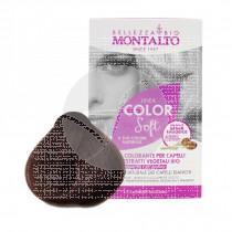Tinte 4.5 castaño soft 135ml Montalto