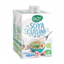 Crema Leche Soja Cocinar Bio 500 ml Bio Soy