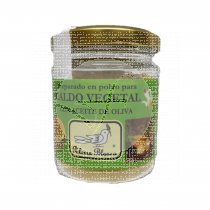 Caldo Vegetal En polvo Eco Paloma Blanca