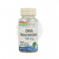 Dha Neuromins 30perlas 100Mg Solaray