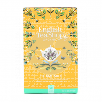 Manzanilla Chamonile 20 Bolsitas Organic The English Shop Te English Tea Shop