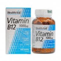 Vitamina B12 1 000 De Healthaid Health Aid