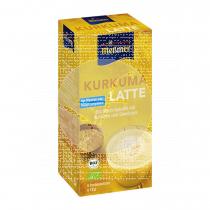 Cúrcuma latte bio Eco 6 sticks Messmer
