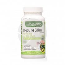 D-Pure Slim 600mg 60 cápsulas Polaris