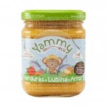 Potito De Verduras Lubina y Arroz integral Eco Yammy