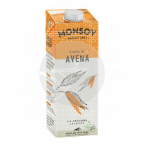 Bebida Vegetal De Avena Bio 1L Monsoy