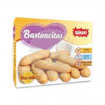 Bastoncitos De Pan sin gluten Sanavi