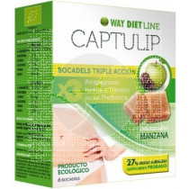 CAPTULIP BOCADELS TRIPLE ACCION