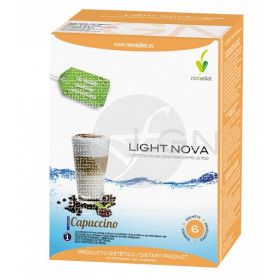 BATIDOS LIGHT NOVA CAPPUCINO NOVA DIET