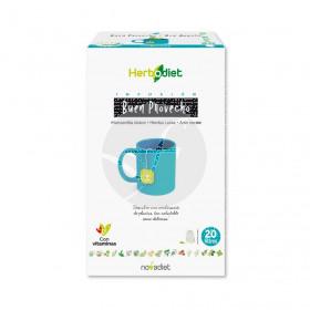 Herbodiet Buen Provecho 20 Infusiones Nova Diet
