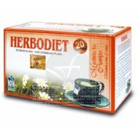 Herbodiet MoDela Tu Cuerpo 20 Infusiones Nova Diet