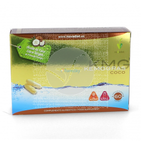 Kmg Kemogras Coco 60 capsulas Nova Diet