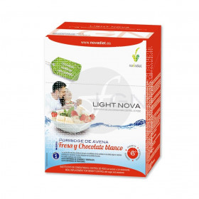 light Nova Porridge Fresa sobres Nova Diet