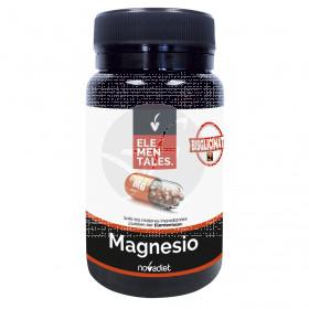 Magnesio Elementales 90 comprimidos Nova Diet