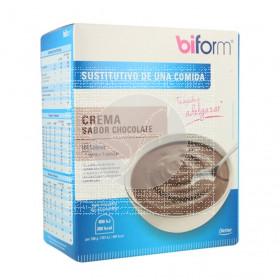 Natillas Sustitutivas Chocolate Biform Dietisa