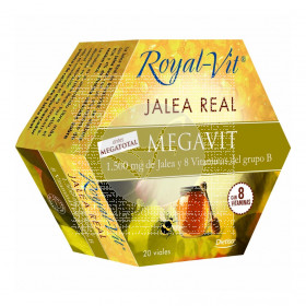 Royal Vit Mega Total Jalea Real 1500Mg Dietisa