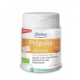 capsulas De Propolis Bio Dietisa