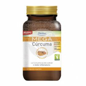 Mega curcuma Dietisa