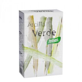 Arcilla verde En polvo Uso Externo 400Gr Santiveri