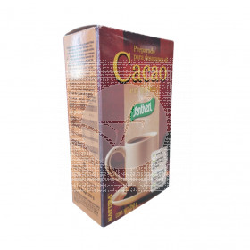Cacao En polvo sin Azucar caja Santiveri