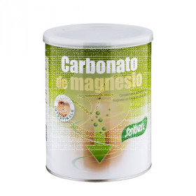 Carbonato De Magnesio polvo Santiveri