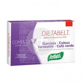 DIETABELT COMPLEX GARCINIA COLEUS COMPRIMIDOS SANTIVERI