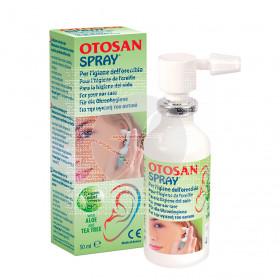 Otosan Spray Higiene Oidos Aloe Santiveri