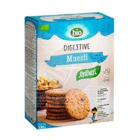 Galletas Digestive Muesli Bio Santiveri