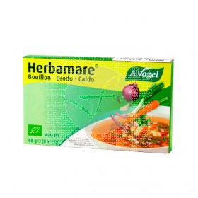 Herbamare Cubitos Caldo Vegetal con Sal A. Vogel