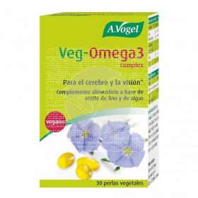 Veg-Omega 3 Complex 30 Caps A. Vogel