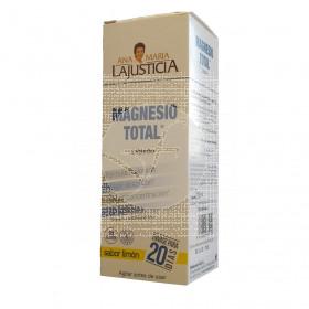 Magnesio Total Liquido Limon Ana Maria Lajusticia