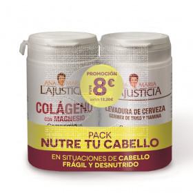 Pack Nutre tu Cabello comprimidos Ana Mª Lajusticia