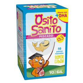Osito Sanito Pescado Omega 3 Tong Il