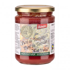 Puré de Tomate Eco Cal Valls