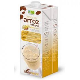 Bebida Vegetal integral Canela Limon Soria Natural