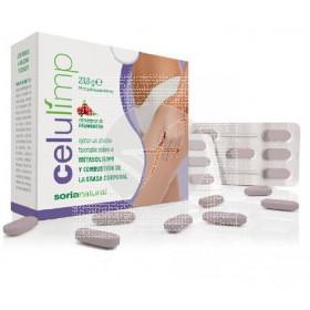 Celulimp comprimidos Anticelulitico Soria Natural