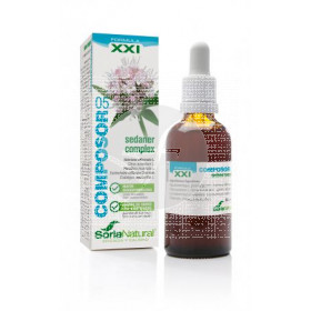 Composor 5 Valerian Complex SXXI 50ml Soria Natural