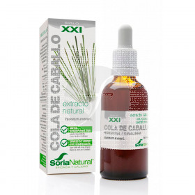 COLA CABALLO EXTRACTO GLICERINA VEGETAL 50ML SORIA NATURAL