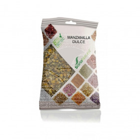 Manzanilla Dulce bolsa Soria Natural
