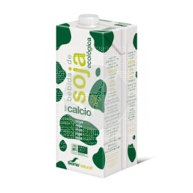 LECHE SOJA CALCIO ECO 1L SORIA NATURAL