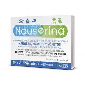 NAUSERINA MAREOS 6 COMPRIMIDOS DEITERS