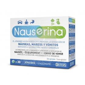 NAUSERINA MAREOS 30 COMPRIMIDOS DEITERS