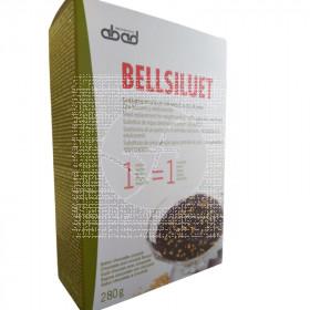 Bellsiluet Natillas Sustitutivas De Chocolate con Crocanti Abad