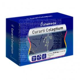 Curarti Colgtium 30 capsulas Plameca