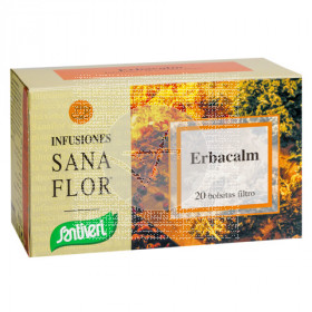 Erbacalm Infusion Sanaflor Santiveri
