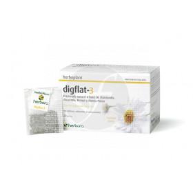 Digflat-3 20 infusiones Herbora