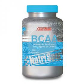 Bcaa Aminocidos Ramificados Comrpimidos 1Gr NutriSport