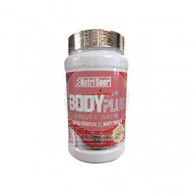 Bodyplus Instant Vainilla 850Gr Proteinas NutriSport
