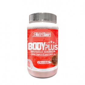 Bodyplus Muscle Gainer sabor Chocolate 850Gr Proteinas NutriSport