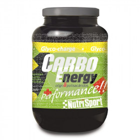 Carbo Energy Limon 2Kg Energizante NutriSport